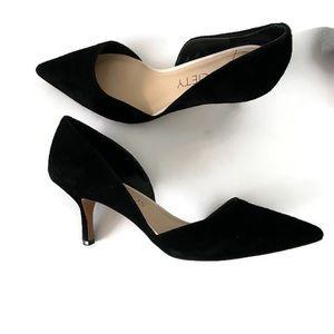 Sole Society Black Heels